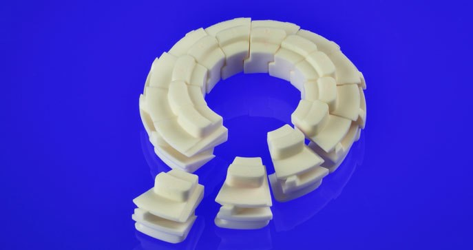 Ceramic Injection Moulded Components
