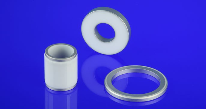 Metallised Ceramic Components