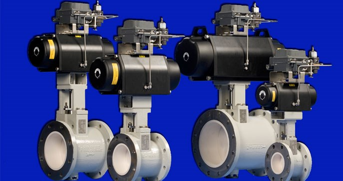 Z-Max Butterfly Valves
