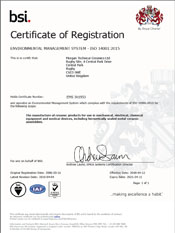 ISO 14001 Rugby