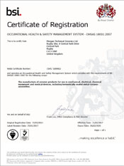 OHSAS 18001 Rugby