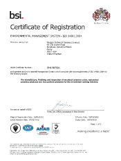 ISO 14001 Corby
